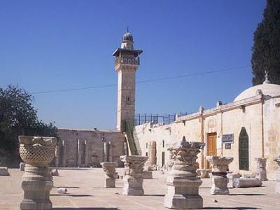 Second Temple Capitals