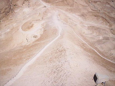 Ramp Up To Masada