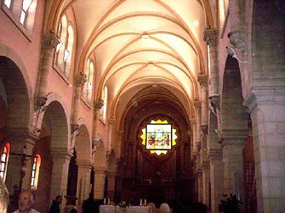 Church of the Nativity Sanctuary