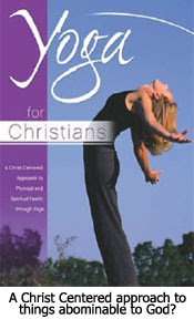 Yoga For Christians Book