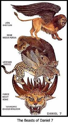 The Beasts of Daniel 7