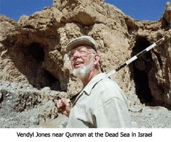 Vendyl Jones