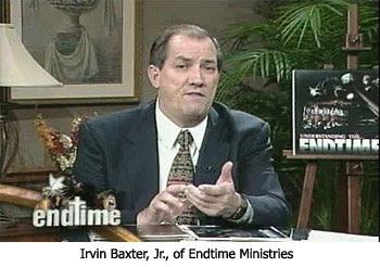 Irvin Baxter, Jr.
