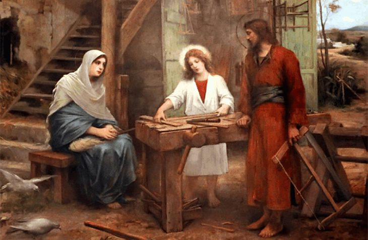 The Son of the Carpenter