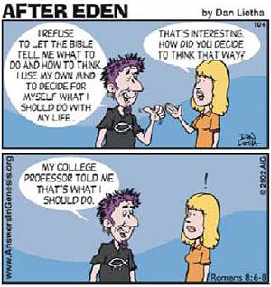After Eden Cartoon