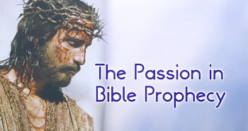 The Passion of Jesus in Prophecy