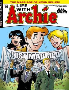 Marriage of Kevin Keller