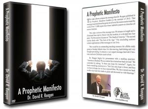 A Prophetic Manifesto DVD