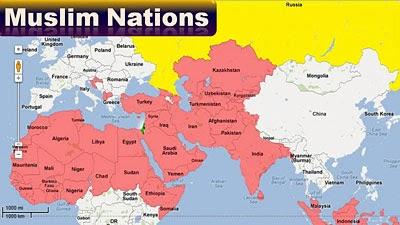 Muslim Nations