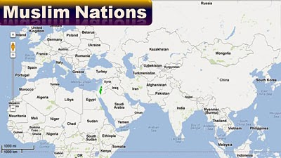 Muslim Nations Post-Conventional War