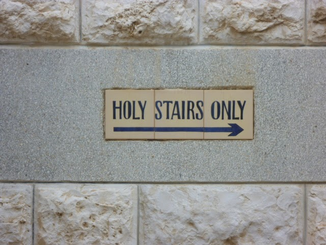 Holy Stairs