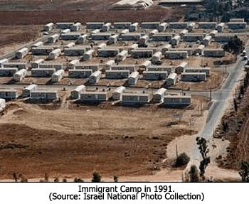 Immigrant Camp in 1991