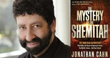 Jonathan Cahn Author of The Mystery of the Shemitah