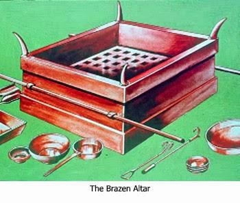 The Brazen Altar