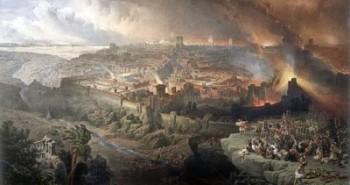 The Siege and Destruction of Jerusalem