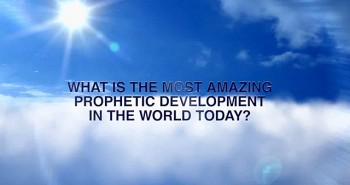 The Most Amazing Prophetic Development