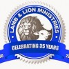 Lamb & Lion Ministries 35th Anniversary Seal