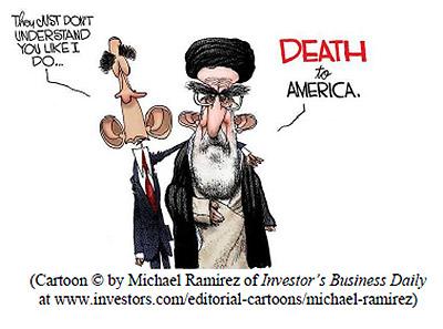 Iran Deal Cartoon