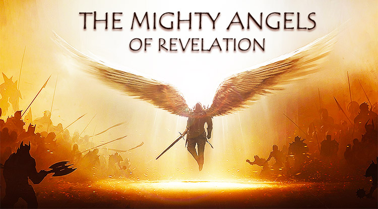 The Mighty Angels Of Revelation 22 And The Dogs The