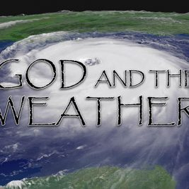 God and the Weather