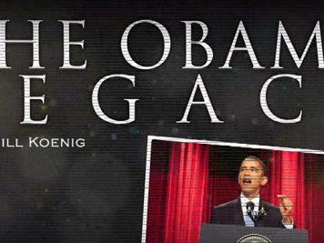 Koenig on Obama's Legacy