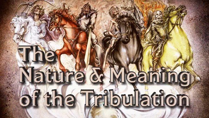 Purpose of the Tribulation