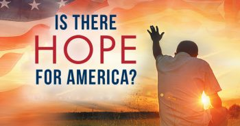 Is There Hope For America?