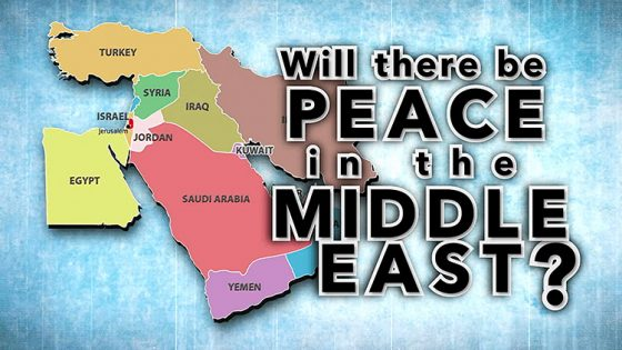 Jan Markell's Insights Into Israel: Hope for the Middle East