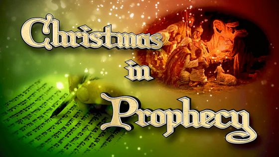 Christmas in Prophecy: Mary Did You Know