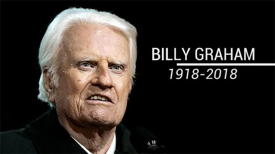 Billy Graham in Memoriam