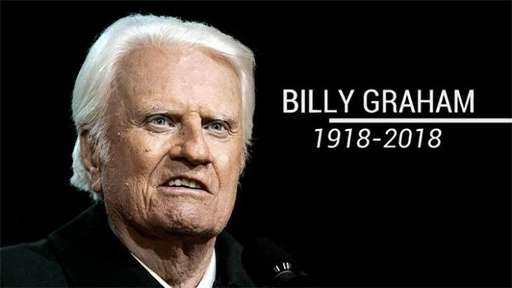 Billy Graham in Memoriam