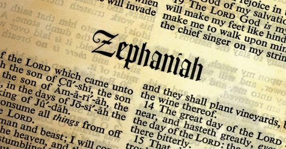 Zephaniah Stops the Youth Exodus