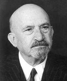 Dr Chaim Weizmann