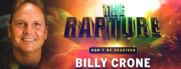 Billy Crone on the Rapture