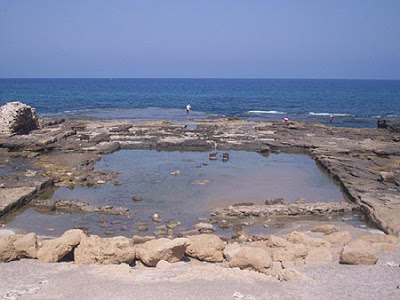 Caesarea Pool