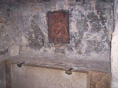 Jerome's Tomb