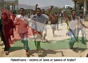 Palestinian Crowd