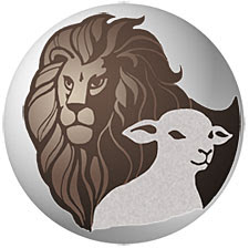 Lamb & Lion Ministries Logo