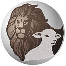 Lamb & Lion Ministries Logo