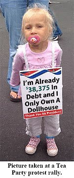 Child of Debt
