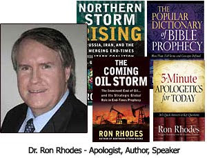 Dr. Ron Rhodes
