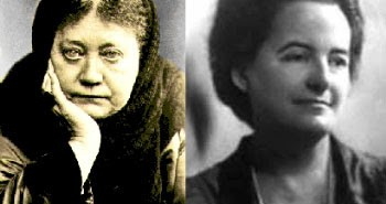 Helena Blavatsky and Alice Bailey