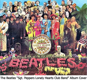 Sergeant Pepper's Band Cover