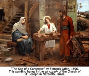 The Son of a Carpenter