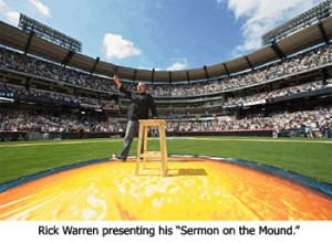 Sermon on the Mound