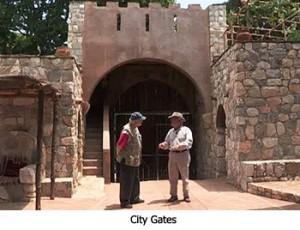 City Gates
