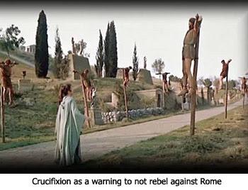 Crucifixion Road