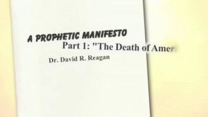 Reagan's Prophetic Manifesto, Part 1