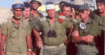 General Ariel Sharon