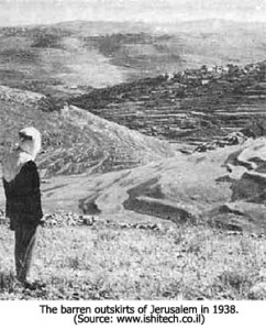 Jerusalem in 1938